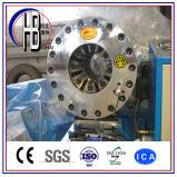 Machine sertissante de boyau hydraulique de machine de gestion par ordinateur de la CE