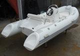 2016 nuovo crogiolo di gomma gonfiabile rigido Hypalon di barca Rib390c del modello 4m con il peschereccio del Ce