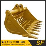 China excelente toda a cubeta da máquina escavadora dos tamanhos, cubeta do esqueleto da máquina escavadora