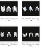 Rückseiten-Anschlag des gute Qualitätsaluminium-Y