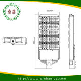 excitador aprovado do UL Meanwell da luz de rua do diodo emissor de luz de 200With250W IP66