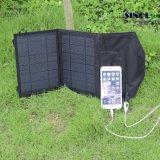 13W заряжатель ый 12V солнечный складной для тетрадей, Ebooks, PC таблетки, компьтер-книжки, мобильные телефоны (FSC-13BT)