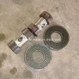 合金の鋼鉄平たい箱は販売の木餌機械のための予備品を停止する