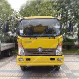 アフリカの市場4*2のダンプカートラック10ton 8m3のための熱い販売