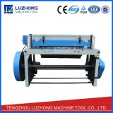 Machine de cisaillement en tôle métallique électrique à coupe lourde Q11-4X2000