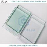 het 4mm Aangemaakte ultra Duidelijke Glas van de Vlotter met de Deklaag van AR voor Zonnepaneel