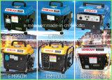 mini générateur portatif d'essence de 2 courses 650W
