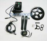 MEDIADOS DE kits eléctricos de la conversión de la bicicleta del motor impulsor de BBS-02 48V 500W