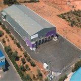 ナイジェリアの市場のための鉄骨構造の倉庫