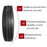 Förderwagen Radial Tyre TBR Tyre 11r24.5 mit Stable Quality Wholesales