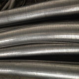 Boyau flexible d'acier inoxydable de Stripwound