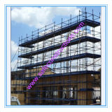 Safe SGS Approved Steel Kwikstage Échafaudage pour la construction