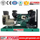 Gerador de refrigeração do diesel do motor água Soundproof 400kw 500kVA de Volvo Tad1651ge
