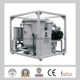 Equipo doble del purificador de petróleo del transformador del vacío de la etapa