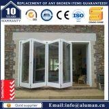 Puertas esmaltadas doble de la coctelera de la alta calidad del panel de la puerta de plegamiento