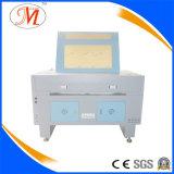 Máquina de estaca eficaz dobro do laser com laser estável (JM-1080T-CCD)