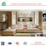 Mobília luxuosa do sofá da fábrica, jogo luxuoso do sofá da sala de visitas, sofá da sala de visitas