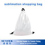 33X26X6cmはNon-Woven昇華ショッピング・バッグをカスタマイズする