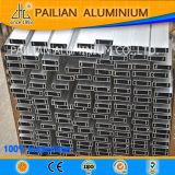 Perfil de alumínio de T-Solt da extrusão da liga 6063 de alumínio