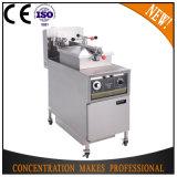 Constructeur chinois de la machine de friteuse de pommes chips Pfe-500 (OIN de la CE)