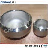 Protezione di estremità senza giunte dell'acciaio inossidabile A403 (304, 310S, 316)