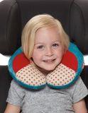 Ues-förmig Stutzen-Kissen mit Speicher-Schaumgummi für Kidstravelling& das Schlafen