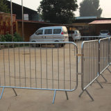 Гальванизированное стальное управление толпы ног когтя безопасности ограждая барьеры