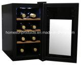 refrigeradores de vino termoeléctricos 8bottles, con la aprobación de Ce/CB/ETL/RoHS