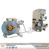 Alimentador servo del rodillo del Nc para 0.2-3.2 milímetros del espesor de metal de hoja (RNC-400F)