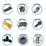 Acessório componente do metal da peça da engrenagem do CNC do torno da auto precisão