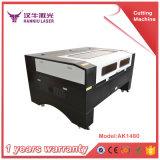 no máquina de grabado del corte del laser del metal 80With100With150With300W