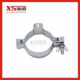 Gesundheitliche Rohrfitting-runde Rohr-Aufhängung mit Griff