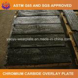 分布の版のための摩耗の版を耐摩耗加工するクロムの炭化物