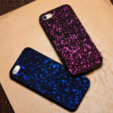 caixa estrelado do telefone do PC do céu de 3D Bling para o iPhone 6/6s/7/7plus