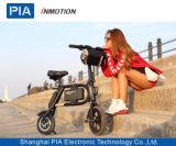 Bicicleta eléctrica del doblez de la pulgada 36V de Inmotion P1f 12 del único agente