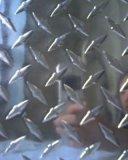 Il laminatoio ha finito lo stucco di alluminio impresso/lamiera sottile di Checkered/Tread