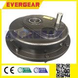 Reductor de velocidad montado eje de Hxg de la caja de engranajes de la banda transportadora