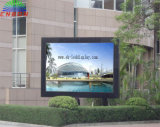Extérieur unique colonne P10 Full Color LED Signboard (Maintenance avant)