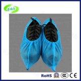Tampas resistentes da sapata do ESD do enxerto plástico descartável da cápsula 28mm