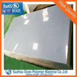 Steifes Belüftung-Blatt-Weiß 3 ' x4 Plastikblatt mit dem Packpapier-Verpacken