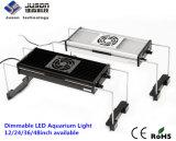 알루미늄 주거 파란과 백색 60cm 바닷물 암초 탱크를 위한 긴 Dimmable LED 수족관 빛