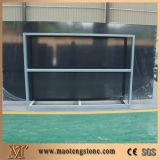 タイルの平板のカウンタートップの輝きの黒の人工的な水晶石