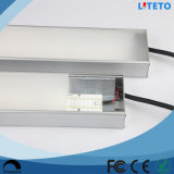 알루미늄 Heatsink 5FT 60W 7800lms Linear Light Ceiling