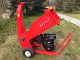 Certification CE 15HP Loncin Engine 420cc Garden Shredder