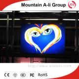 Advertizing를 위한 HD P6 Indoor 가득 차있는 Color 영상 LED Display