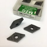 Зажим-Тип вставка CNC 55 градусов цементированного карбида стали вольфрама Indexable