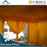 5mx5m 2040年PVC Pagoda Party Canopy White庭Gazebo Tent Wholesale