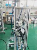 Exatidão de enchimento elevada de creme semiautomática da máquina de enchimento