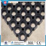 Циновка анти- выскальзования резиновый, циновка дренажа резиновый, циновка резины палубы