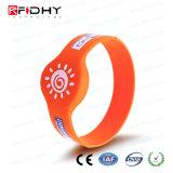 para tratar de forzar anti del Wristband de los distribuidores NFC RFID de Dubai